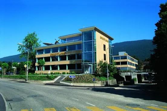 Breitling wird 43. Mitglied in der FHH