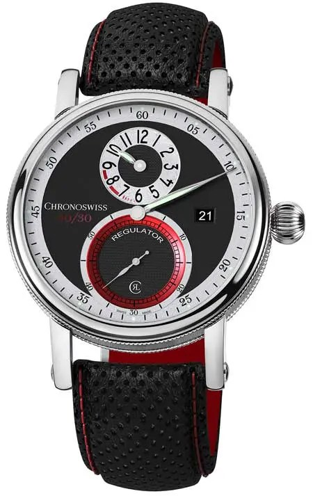 Chronoswiss Regulator Rallye Limited Editio