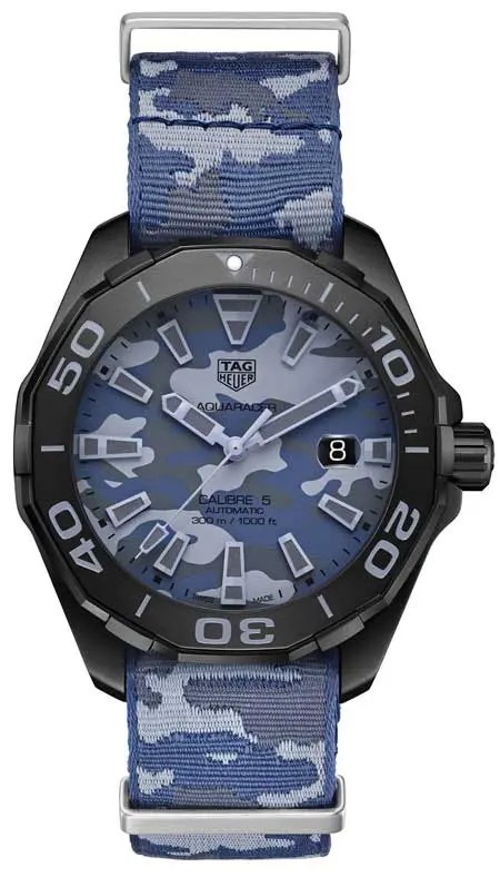 TAG Heuer Aquaracer Camouflage 300 Meter