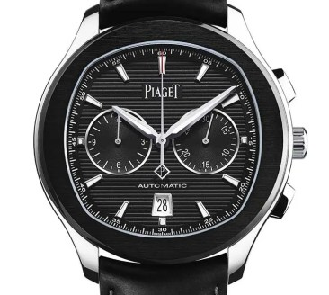 Back in Black: Piaget Polo S
