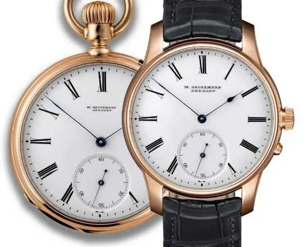 Moritz Grossmann für die Only Watch Charity Auction 2017
