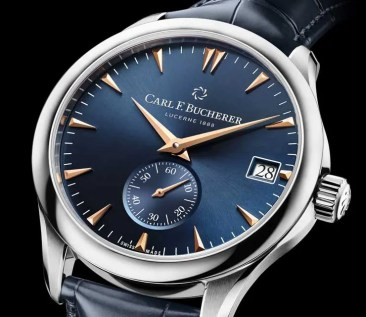 Carl F. Bucherer Manero Peripheral limited Boutique Edition