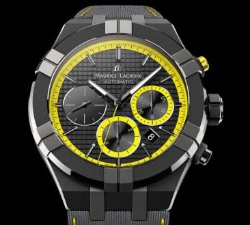 Maurice Lacroix Aikon Automatik Chronograph für Only Watch 201