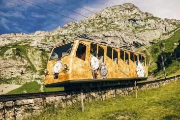 Mit Carl F.Bucherer geht´s steil bergauf in Luzern