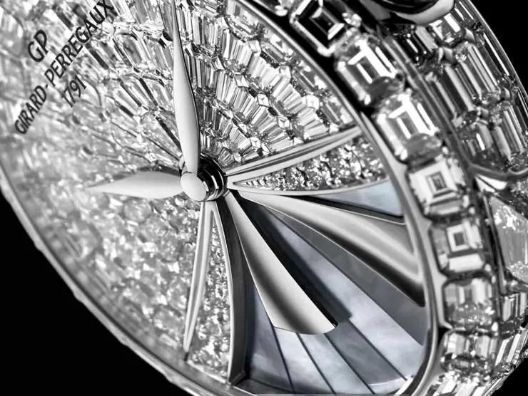 Cat´s Eye La Fenice: Haute Horlogerie trifft Haute-Joaillerie