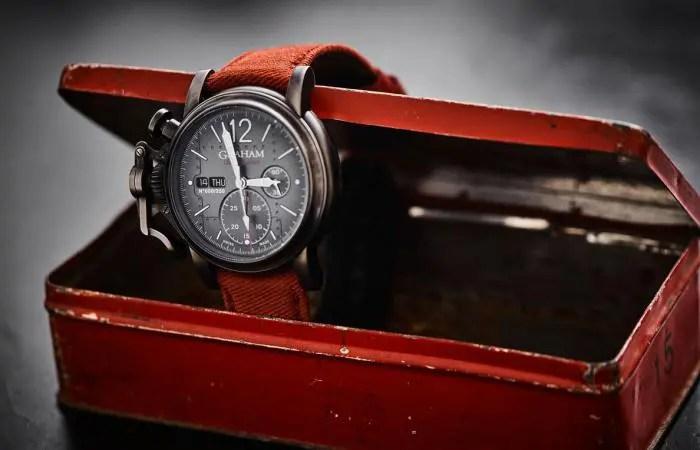 Graham Chronofighter Vintage Aircraft Ltd