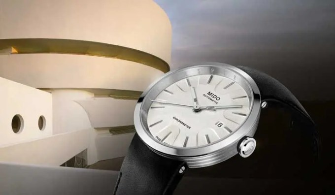 Mido Inspired by Architecture Limited Edition@guggenheim-museum NewYork