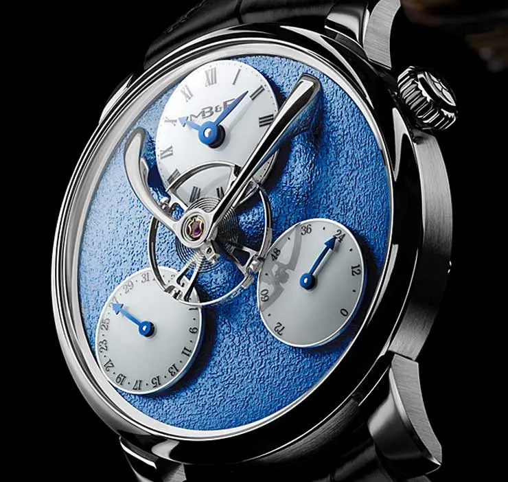 MB&F´s neue Legacy Machine Split Escapement