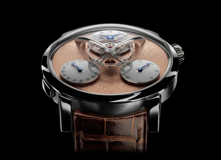 MB&F Legacy Machine Split Escapement_WG_RedGold_Face