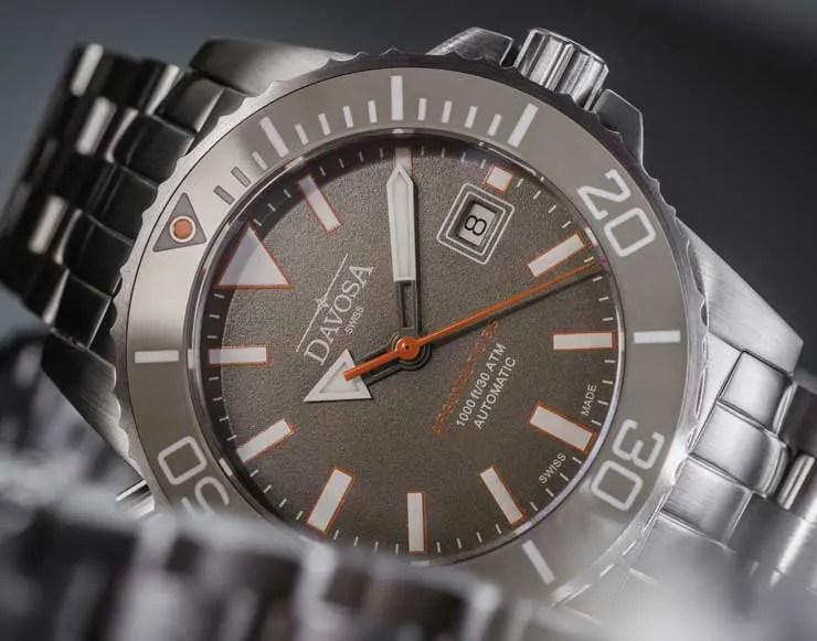 Facelift: Davosa Argonautic BG Automatic