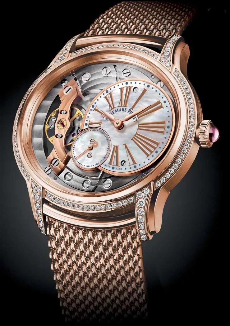 77247OR.ZZ.1272OR.01 Audemars Piguet Millenary OR Bracelet OR_Original