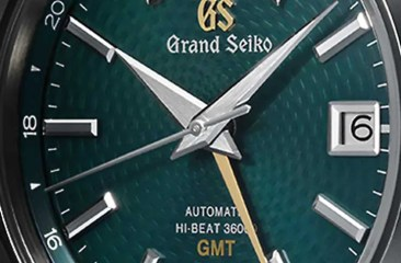 Die Grand Seiko Roadshow 2018
