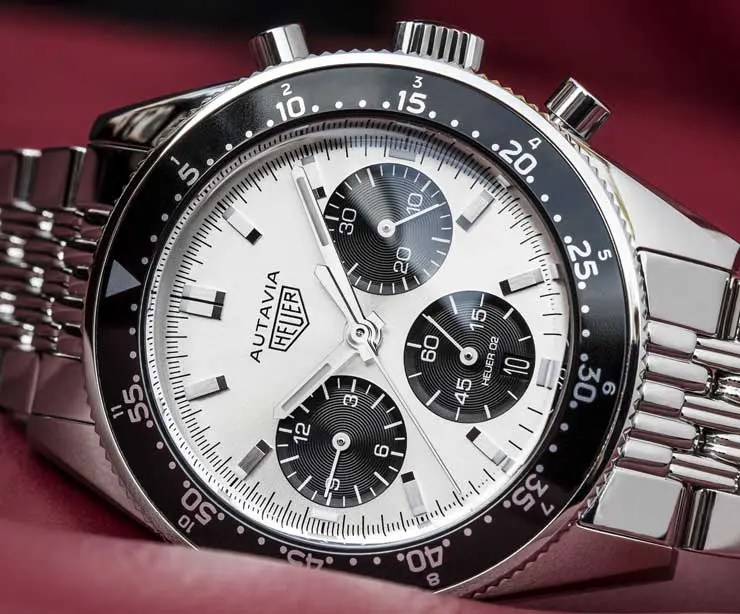 Tag Heuer Autavia Jack Heuer 85th Anniversary limited Edition