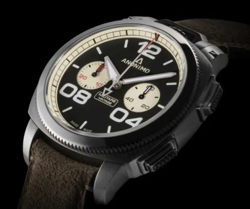 Zum 20-jährigen Jubiläum: der Anonimo Militare Vintage Chronograph