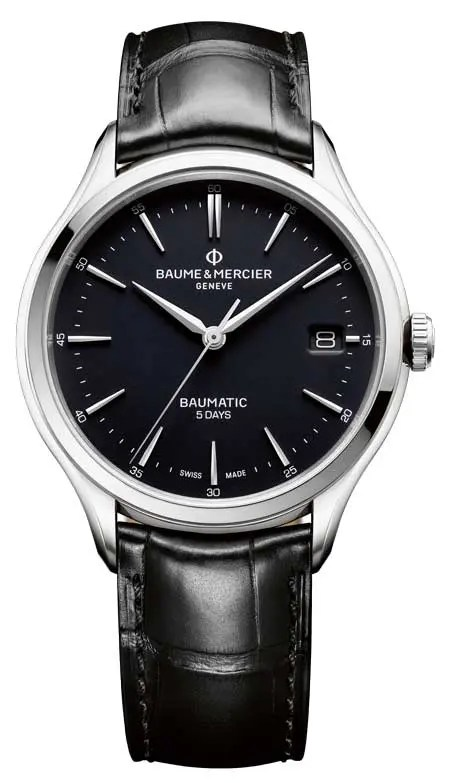 Baume-et-Mercier-Clifton Baumatic