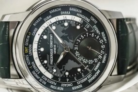 Baselworld Preview: Classic Worldtimer Manufacture reloaded