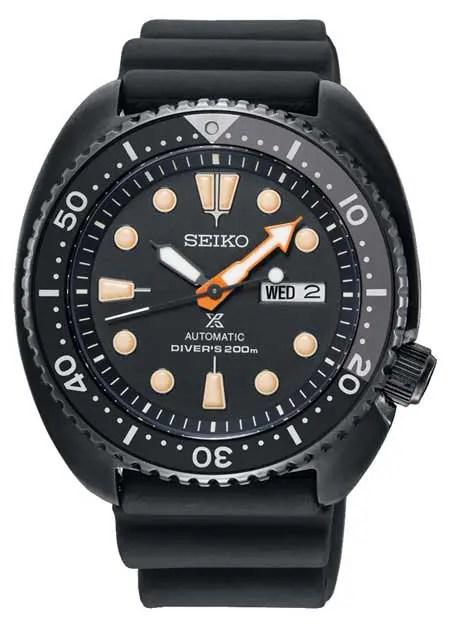 SRPC49K1 Seiko Prospex Black Series Diver's