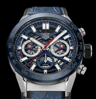 Baselworld Preview: TAG Heuer Carrera Heuer 02