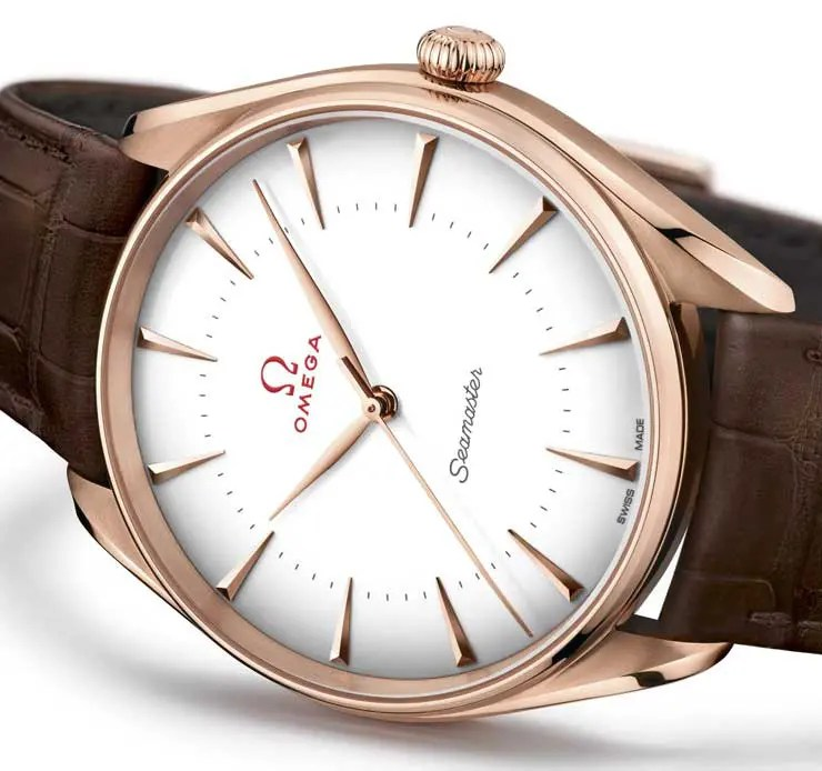 Let the games begin: Omega Seamaster Olypic Games Gold Kollektion
