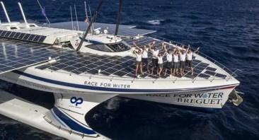 Breguet unterstützt Race for Water bei der Expedition 2017-2021