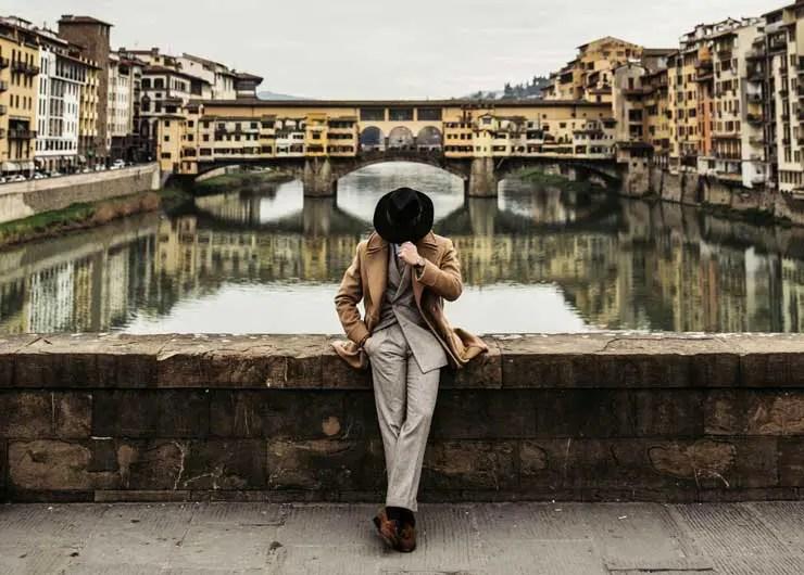 Anonimo Epurato in Florence