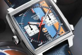 Mit Rennsport-Genen: Die TAG Heuer Monaco Gulf Special Edition