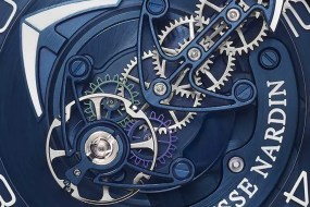 Einzelstück wird zur Uhrenlinie: Die Ulysse-Nardin Freak Out