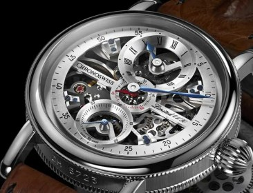 Flying Grand Regulator Skeleton 2018 Limited Edition
