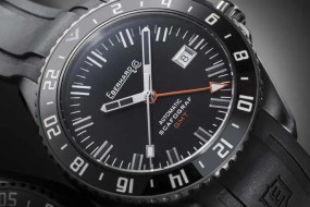 Scafograf GMT The Black Sheep limited Edition
