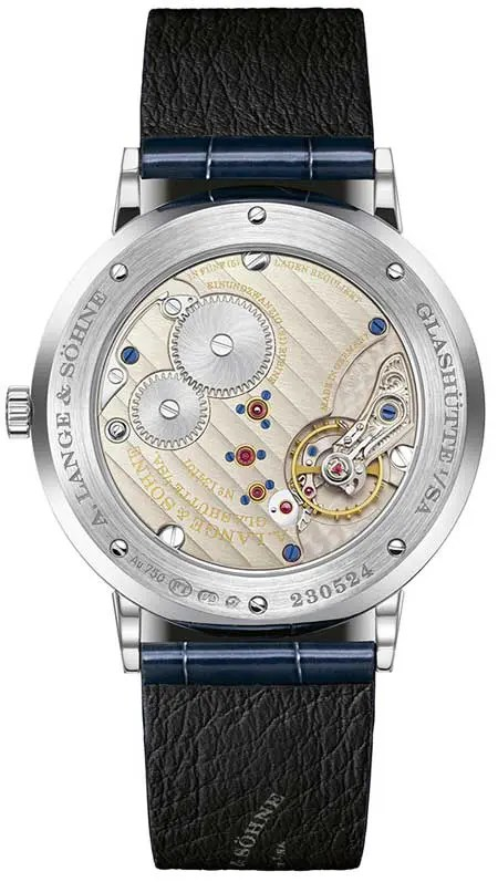 Saxonia Thin in Kupferblau