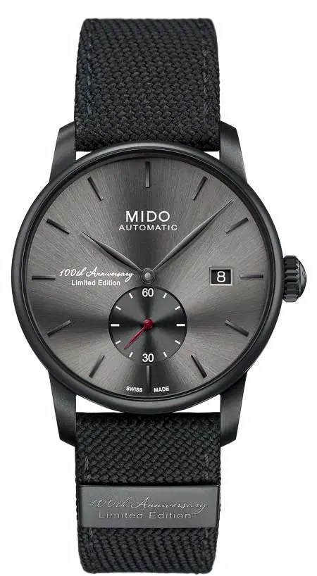 Mido Baroncelli 2118 Limited Edition