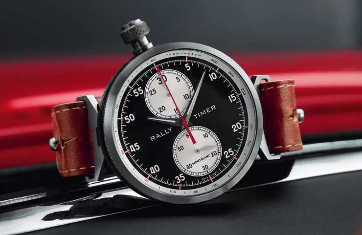 TimeWalker Rally Timer Chronograph Limited Edition 100
