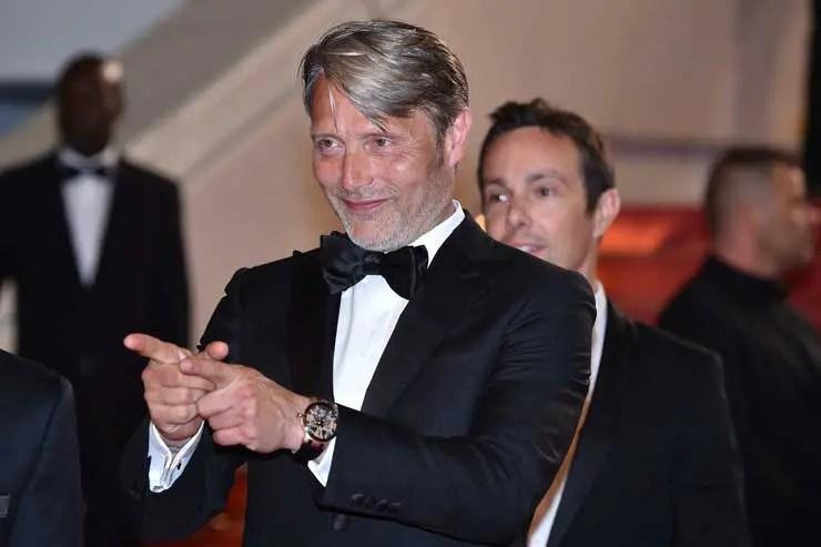 Mads Mikkelsen trug Ulysse Nardin Executive Skeleton Tourbillon