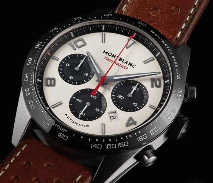 Montblanc TimeWalker Collection mit zwei neuen Modellen