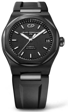 Girard-Perregaux Laureato Black Ceramic