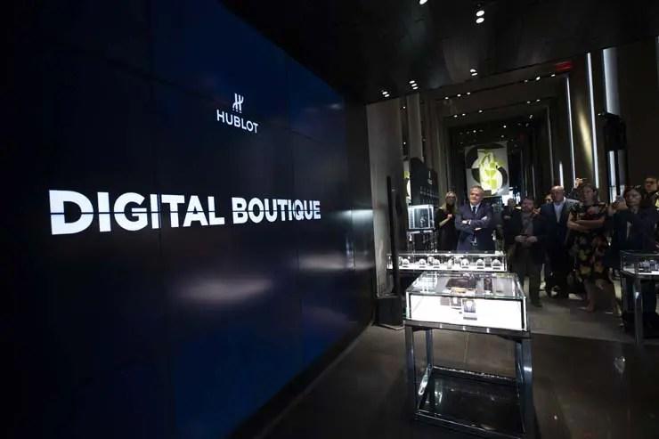 Neues Einkauferlebnis: Die Hublot Digitale Boutique ist online
