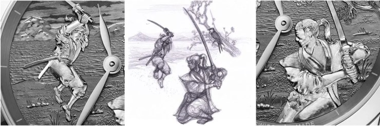 Ulysse Nardin Classic Samourai