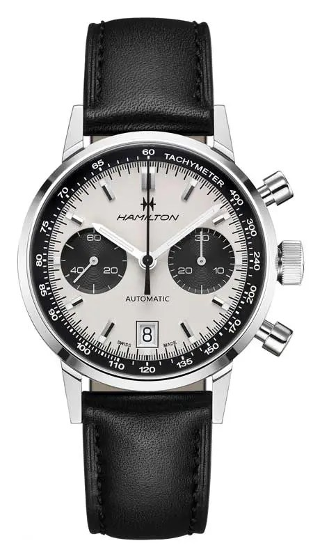 Hamilton Intra-Matic Automatic Chrono
