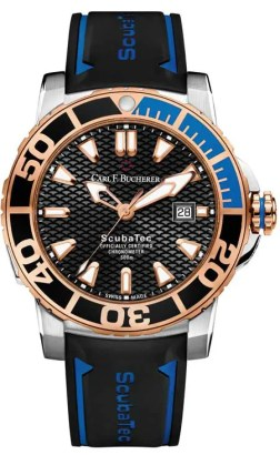 The Mag Carl F.Bucherer Patravi Scubatec
