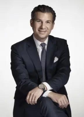 Louis Ferla, CEO Vacheron Constantin
