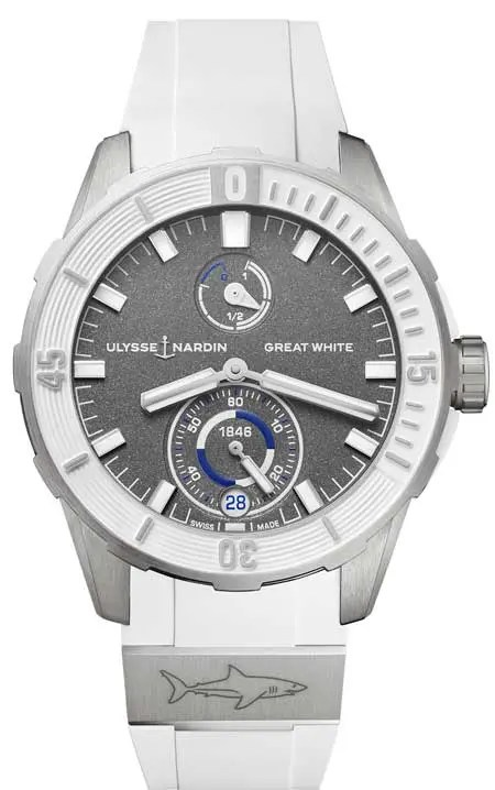 Ulysse Nardin Diver Chronometer Great White