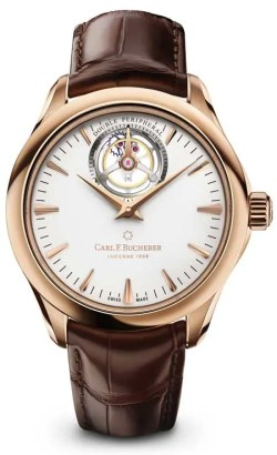 Carl F. Bucherer Monomarken-Boutique in Hong Kong