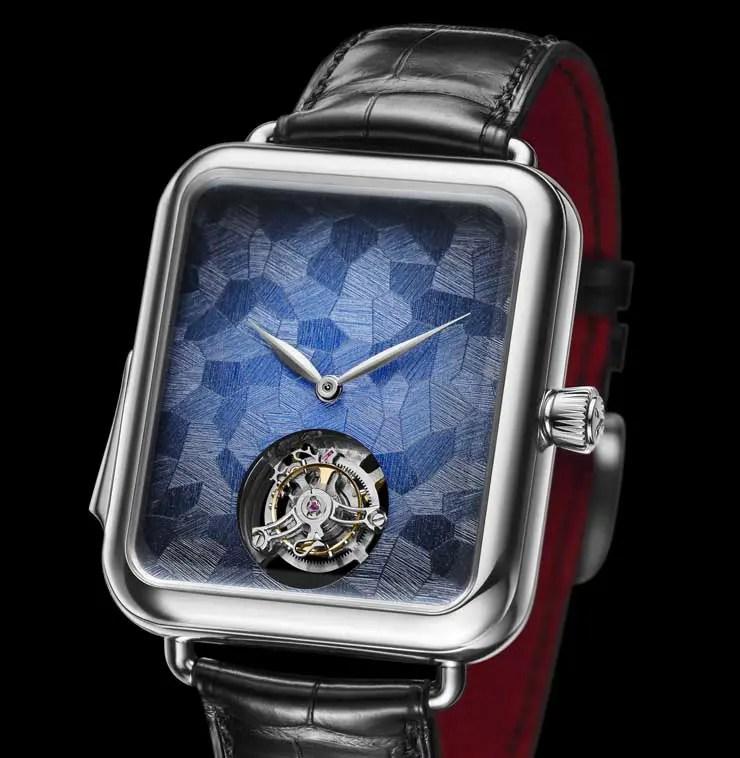 Swiss Alp Watch Minute Repeater Tourbillon: Haute Horlogerie im Smartwatch-Look