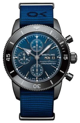 Superocean Héritage II Chronograph 44 Outerknown
