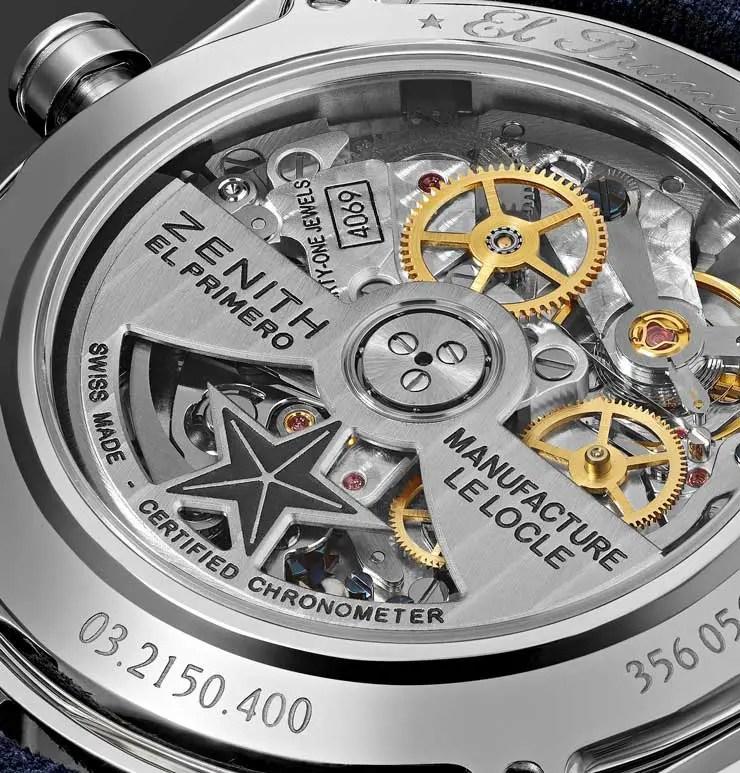 Customized by Bamford: Zenith Chronomaster El Primero
