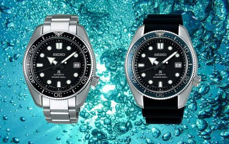 Neuinterpretation der Seiko Automatic Diver's von 1968