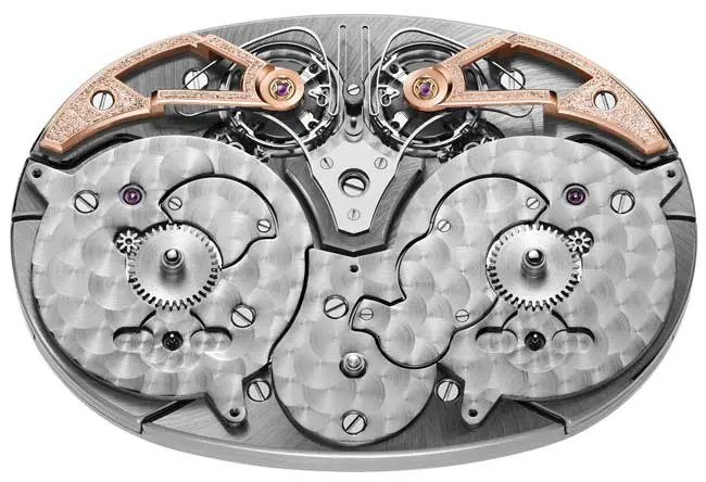 Armin Strom Dual Time Resonance