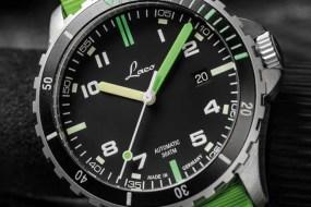 Laco Skorpion: neue robuste Uhrenfamilie