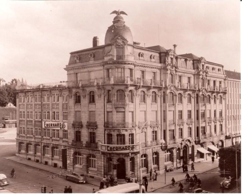 Eberhard & Co. kehrt nach La Chaux-de-Fonds zurück