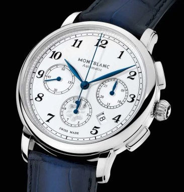 Neue Chronographen der Montblanc Star Legacy Collection